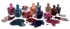 Zoya ENTICE delivers six new, glossy, intensely pigmented, full-coverage cream colors .Zoya IGNITE offers six shimmering red, gold, copper and purple liquid metal metallics. - See more at: http://blog.zoya.com/Moment/Introducing+Entice+and+Ignite+-+Two+NEW+Fall+Zoya+Nail+Polish+Collections!/?Moment=3021#sthash.K0zISYQJ.dpuf - See more at: http://blog.zoya.com/Moment/Introducing+Entice+and+Ignite+-+Two+NEW+Fall+Zoya+Nail+Polish+Collections!/?Moment=3021#sthash.K0zISYQJ.dpuf