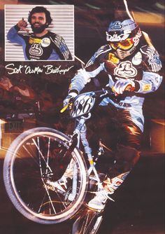 """Scot Breithaupt was 13 years old when he founded a new wave of biking. Through a local grassroots campaign in Los Angeles County, California, the child entrepreneur created pedal cross events, from which he coined the term Bicycle Motocross (BMX). Now an official Olympic sport since 2008, Scot is called the """"Founding Father of BMX"""" -- and he loves Isagenix, too! Read more by clicking here."""