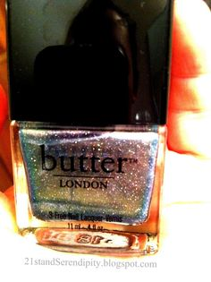 """""""Knackered"""" by Butter London - Spring 2012.  Will try to find tomorrow!"""