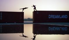 VIDEO FUN Jason Paul and Dimitris Kyrsanidis Freerunning 'Dreamland' http://mvydeo.fr/jason-paul-and-dimitris-kyrsanidis-freerunning-dreamland/