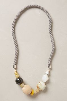 Nebula Rope Necklace - anthropologie.com