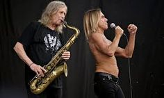 """Steve Mackay, a saxophonist whose best known for playing on the Stooges' second album, """"Fun House,"""" in has died. Iggy And The Stooges, Power Chord, Blue Song, Free Jazz, Iggy Pop, Pop S, Love Affair, Debut Album, David Bowie"""