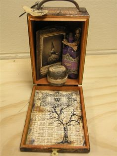 Bewitching Travel Case - Media - Cloth Paper Scissors