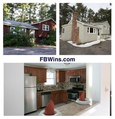 FB Wins Featured Deal (8/2/13): Mastery Student Steve Cogswell FIRST Rehab deal in Billerica, MA! #FBWins #RealEstate #BeforeandAfter