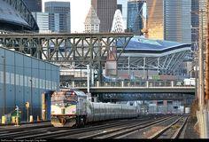 RailPictures.Net Photo: AMTK 90250 Amtrak EMD F40PH at Seattle, Washington by Craig Walker