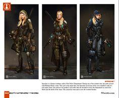 Project: Bounty Hunter Wars - www.facosta.com
