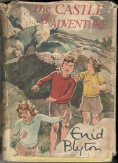 The Adventure series. I wish there were as many books as The Famous five or the Find-outers.
