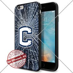 WADE CASE UConn Huskies Logo NCAA Cool Apple iPhone6 6S Case #1635 Black Smartphone Case Cover Collector TPU Rubber [Break] WADE CASE http://www.amazon.com/dp/B017J7G2FI/ref=cm_sw_r_pi_dp_7knvwb118KS0D