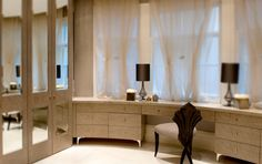 Interior Decorating Designs For Club Dressing Rooms
