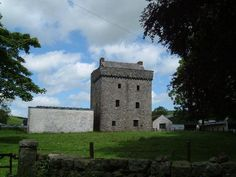 Drumcoltran Tower is a late-16th-century tower house situated near Kirkgunzeon, Dumfries and Galloway.