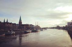 Bremen Duitsland - Kerstmarkt