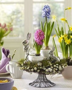 EASTER IS COMING: 50 DECORATING IDEAS