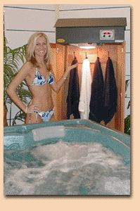 1000 Images About Home Hot Tub Spaces Amp Outdoor