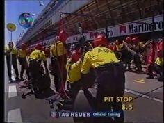 GP da Espanha de 1995: Demissão de Nigel Mansell da Mclaren