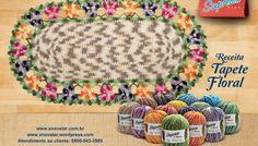 Receita Tapete Floral > Receitas > Blog - Enovelar