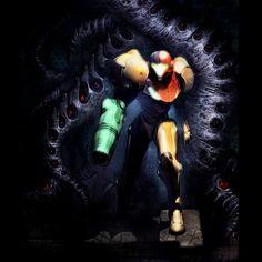 Samus Aran - Metroid games - Nintendo