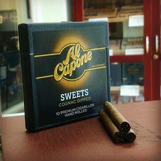 Al Capone Cigars Montecristo Cigars, Cohiba Cigars, Ashton Cigars, Premium Cigars, Al Capone, Pipes, Rum, Coffee, Kaffee