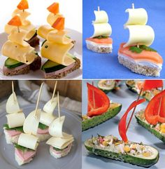 бутерброды на день рождения ребенка