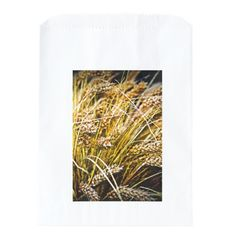 Sheaf Of Wheat - Thank You Favor Bag