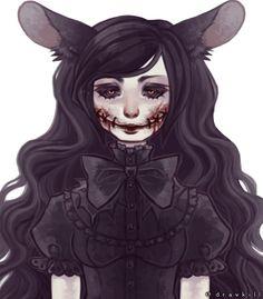 Seems appropriate for Lundi in many ways. Nightmare Lundi White Rabbit inspiration