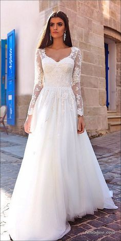 Everything That Sparkles Paolo Sebastian | Long Sleeved Wedding ...