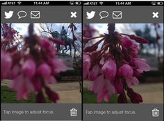 FocusTwist pentru iOS: cum sa capturezi imagini si sa faci focus dupa