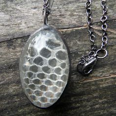 Real Snake Skin Shed Glass Terrarium Necklace by PixieShards