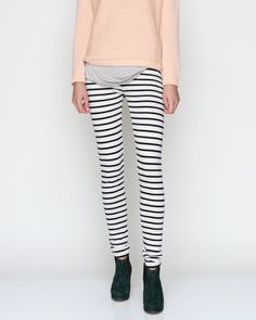 cotton legging pants by Ganni-very cool.