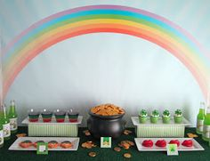 Sweeten Your Day Events: St. Patrick's Day Party