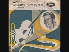 Words, Pat Boone