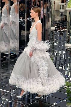 Chanel Haute Couture Spring Summer 2017