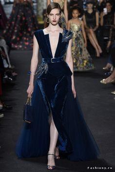 Elie Saab Haute Couture Осень-Зима 2016-2017