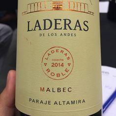 Primer vino de la noche... Con Adrián Río en lo de Musu @VinotecaMRWines