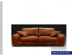 VALETTA LEATHER SOFA BED - BELLA DUCCI