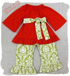 cute christmas little girls outfits | Cuter Than Cute Christmas Outfits - Little BGCG