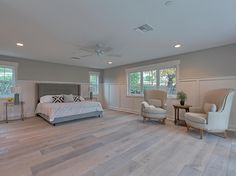 Thoughts on Wood Flooring (and My Favorite Engineered Wood!) - Little Green Notebook click now for info. Cheap Wood Flooring, Modern Wood Floors, Refinish Wood Floors, Old Wood Floors, Cleaning Wood Floors, Rustic Wood Floors, White Wood Floors, Floor Refinishing, Ceramic Flooring