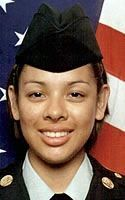 Army Pfc. Karina S. Lau  Died November 2, 2003 Serving During Operation Iraqi Freedom  20, of Livingston, Calif.; assigned to the 16th Signal Brigade, Fort Hood, Texas; killed Nov. 2 in an attack on a CH-47 Chinook helicopter near Fallujah, Iraq.