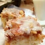 Apple Streusel Breakfast Cake