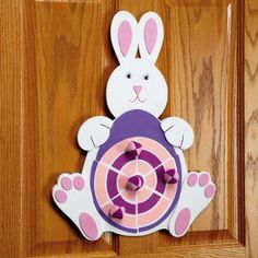 Easter Bunny Target Game $9.99