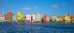 Curacao, in the Caribbean
