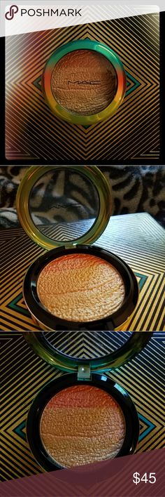MAC Wash & Dry Freshen Up Highlighter Limited Ed Collectors Item!  Brand new, Never used, No box MAC Cosmetics Makeup