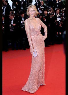 Petra Nemcova de Elie Saab Alta Costura - Festival de Cannes 2013