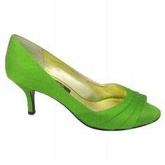Nina Vitonia In Apple Green I Would Like These But Cant Seem To