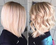 30 Best Long Blonde Bob | Short Hairstyles & Haircuts 2015