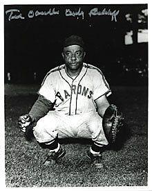 "Ted ""Double Duty"" Radcliffe Autographed Negro League Baseball 8x10 Photo | eBay"