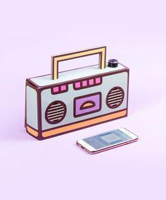 Tech & Tech Accessories – Pusheen Shop Pusheen Shop, Pusheen Plush, Pusheen Cat, Diy Boombox, Usb, Prop Design, Smartphone, Wireless Speakers, Build Your Own
