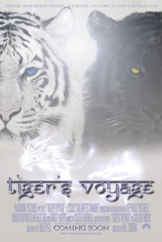 Tiger's Curse- awesome books that I'm really hoping get turned into a movie! :)