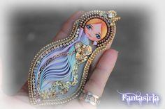 OOAK Art doll by Fantasiria