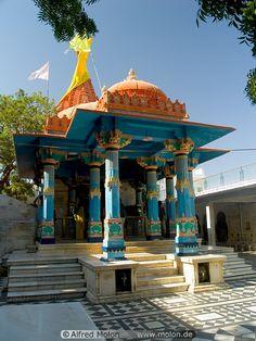 Brahma temple, Pushkar, Rajasthan, India