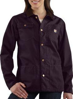 Cabela's: Carhartt® Women's Chore Coat